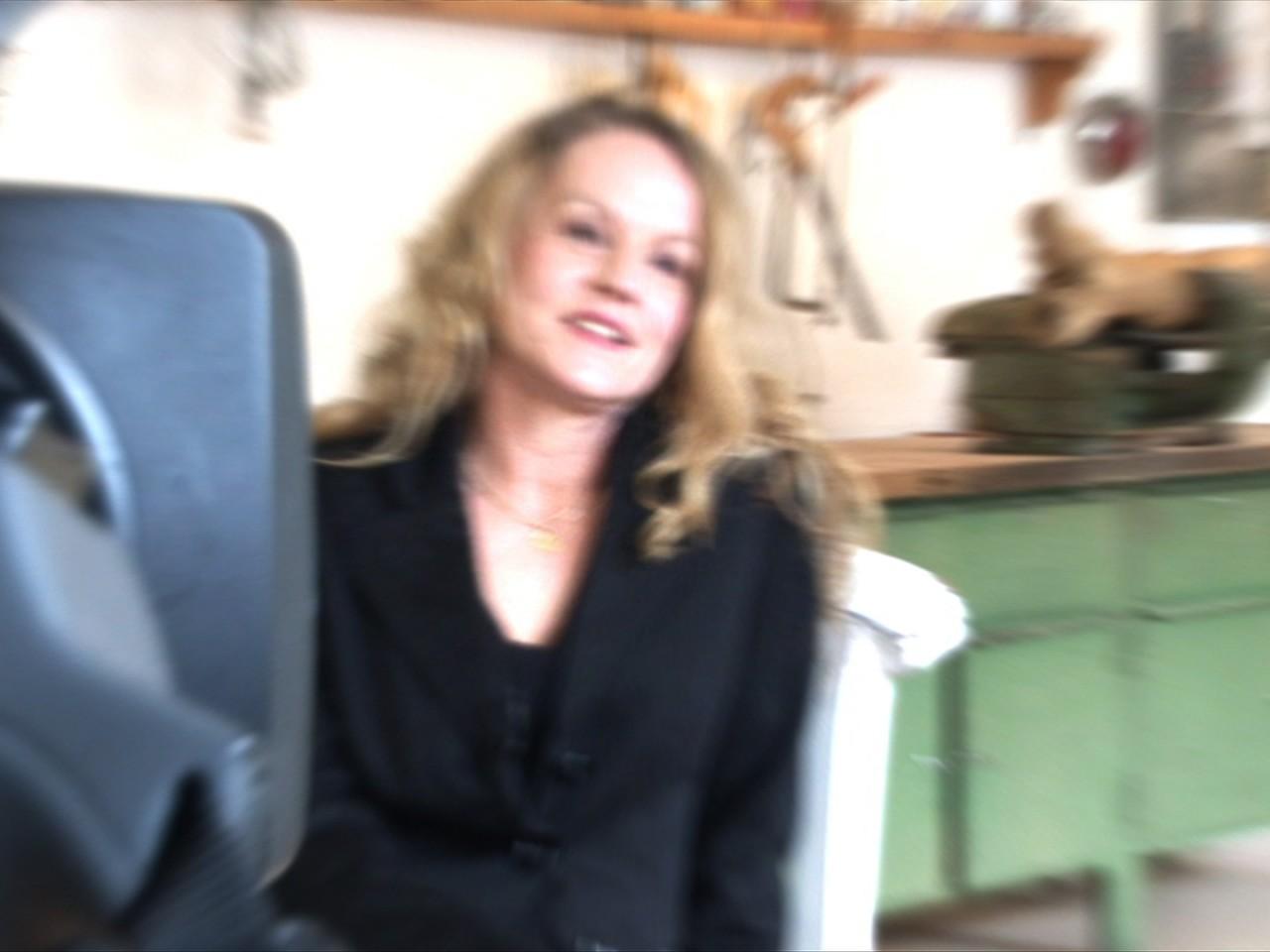 LabTV Pia Bohr – Bildhauerin